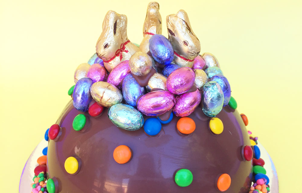 Chocolate Easter Cake Better Homes And Gardens