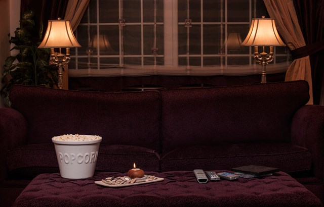 How to host a winter movie night