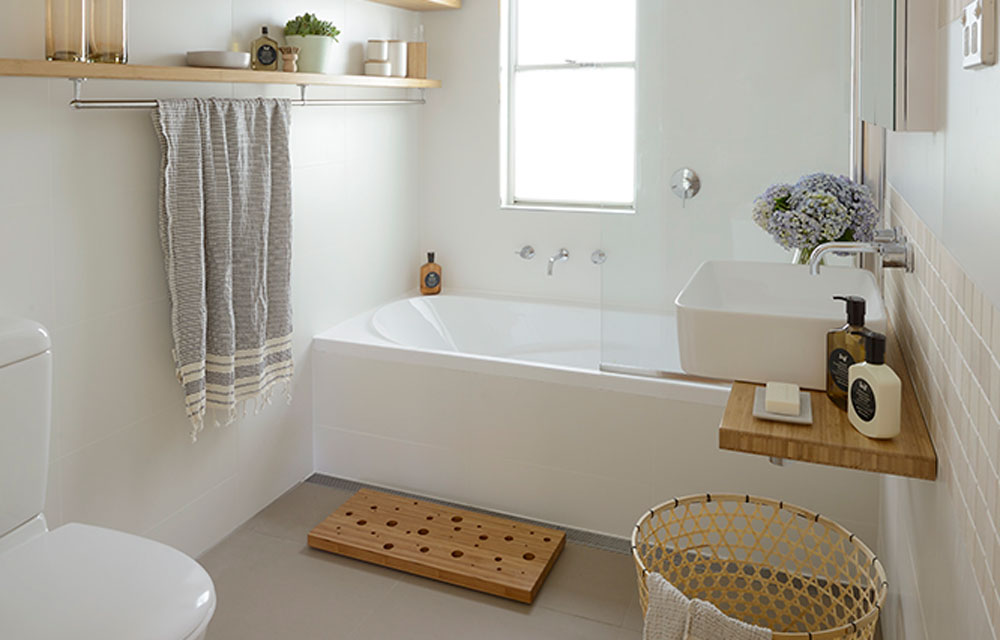 Transform Your Bathroom In A Weekend Diy Gardening