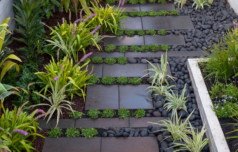 How To Build A Paved Path Better Homes And Gardens