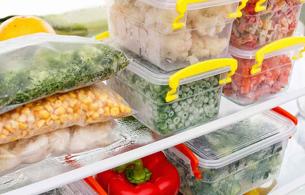 How Long Can Foods Be Kept In The Freezer Better Homes