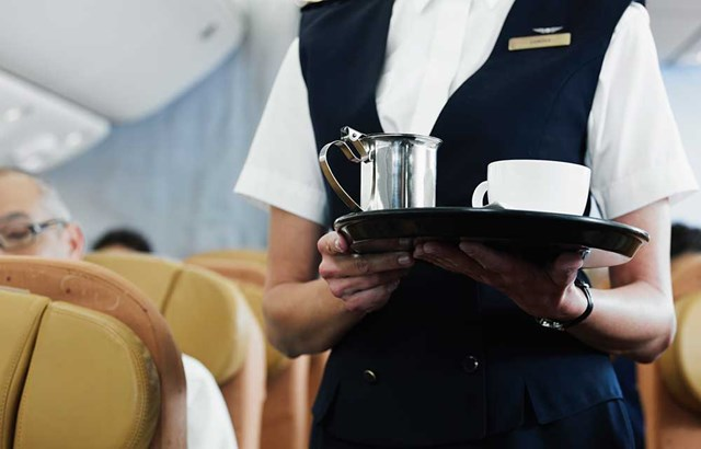 The drink flight attendants hate you ordering
