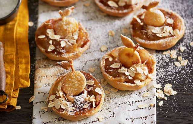 Apple Tarts Better Homes And Gardens