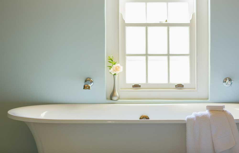 Five no cost ways to update your bathroom