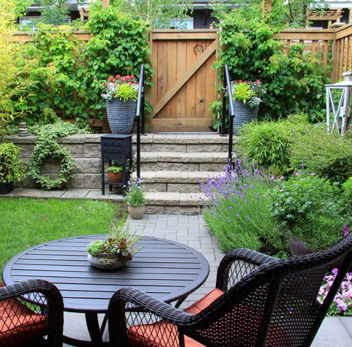 How to create a beautiful backyard garden   Better Homes ...
