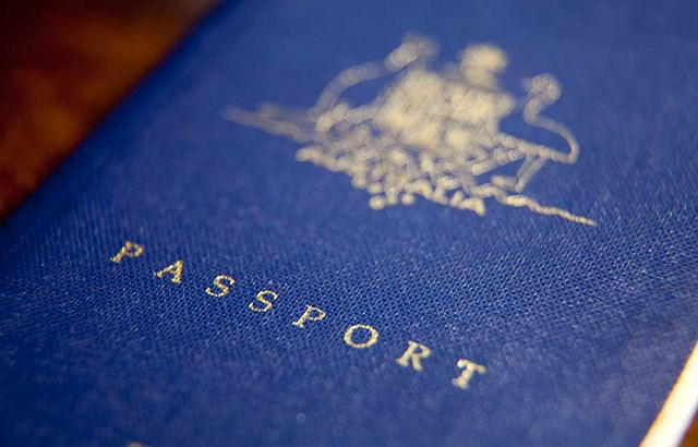 Are passports on the way out?