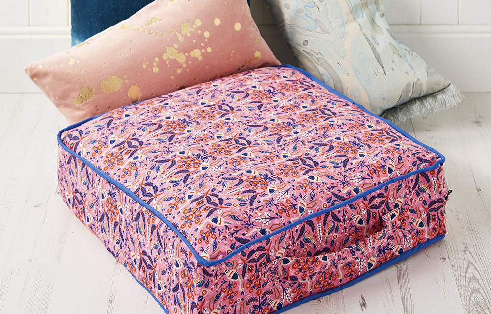 Make A Cushion Better Homes And Gardens