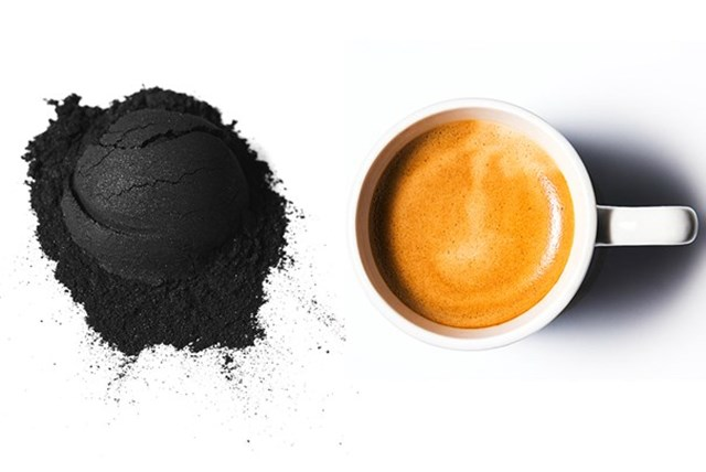 This Is Why You Should Try A Charcoal Latté