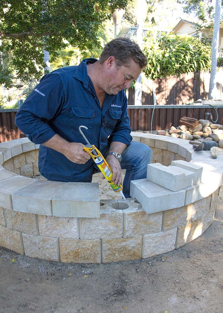 Diy Fire Pit Better Homes And Gardens