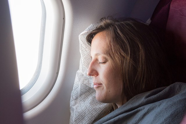 The Travel Pillow That Will Help You Fall Asleep On A