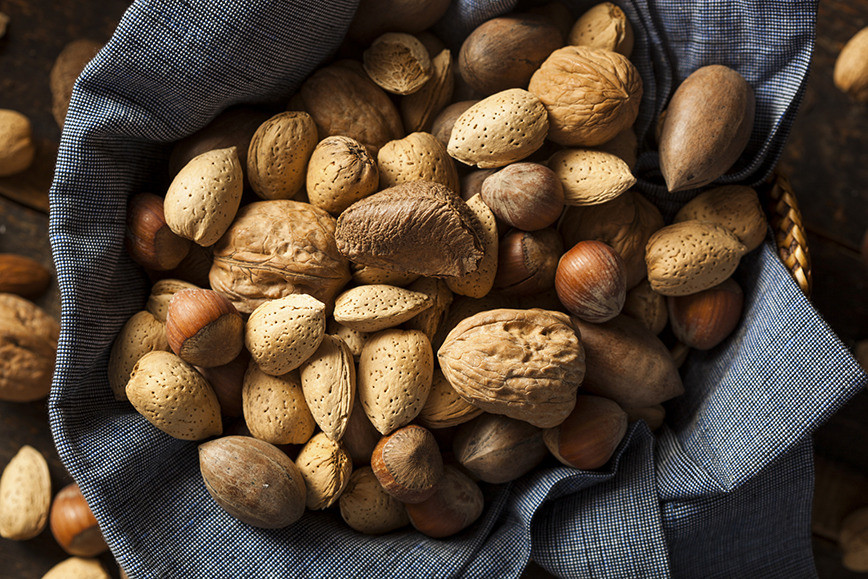 Six Nuts You Can Grow At Home Better Homes And Gardens