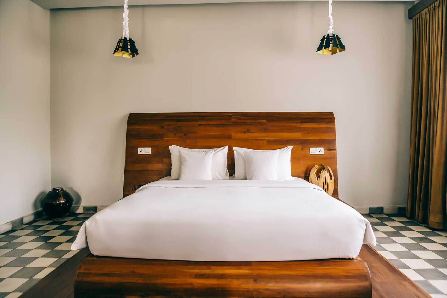 feng shui where should i place my bed better homes and gardens