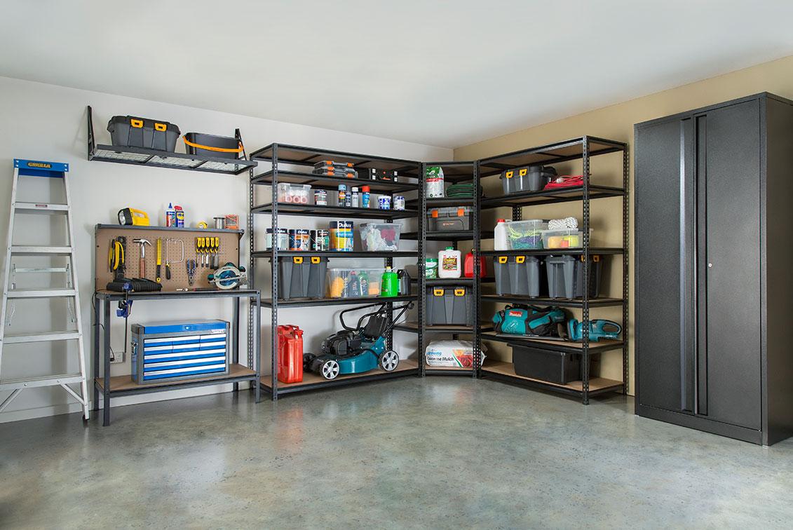 bunnings garage 2
