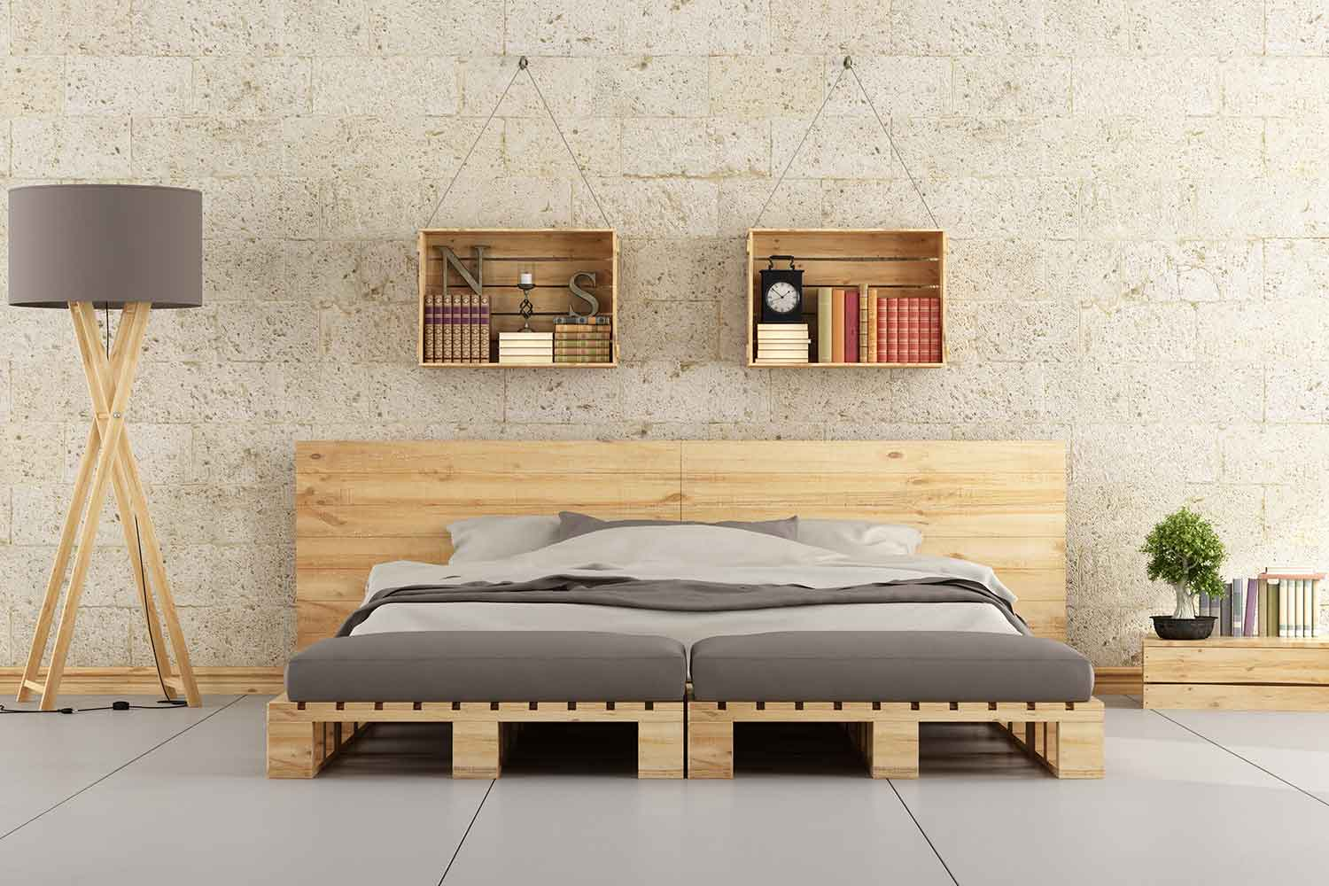 Meuble chambre palette for Home and garden television design 101