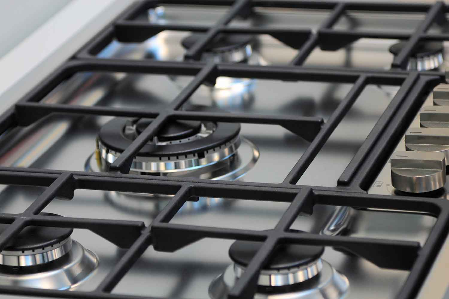 How To Clean Stove Grates Better Homes And Gardens
