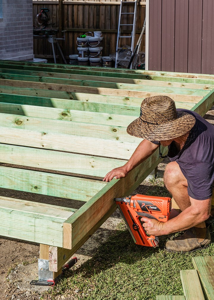 From prep to build: 5 things to consider for your new deck