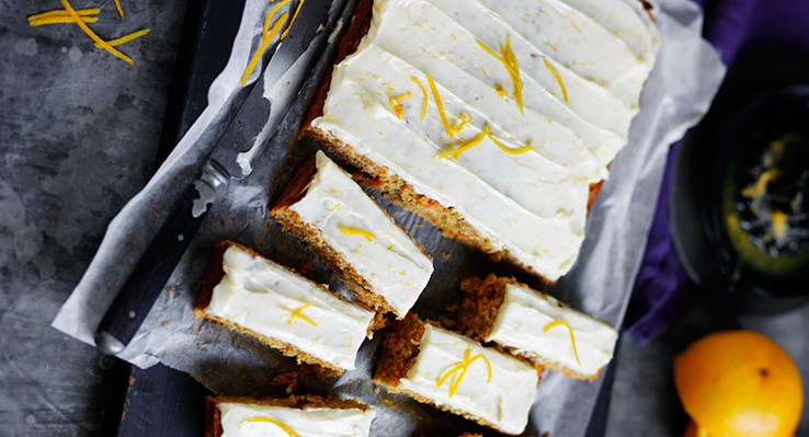 Carrot Cake With Cream Cheese Icing Better Homes And Gardens