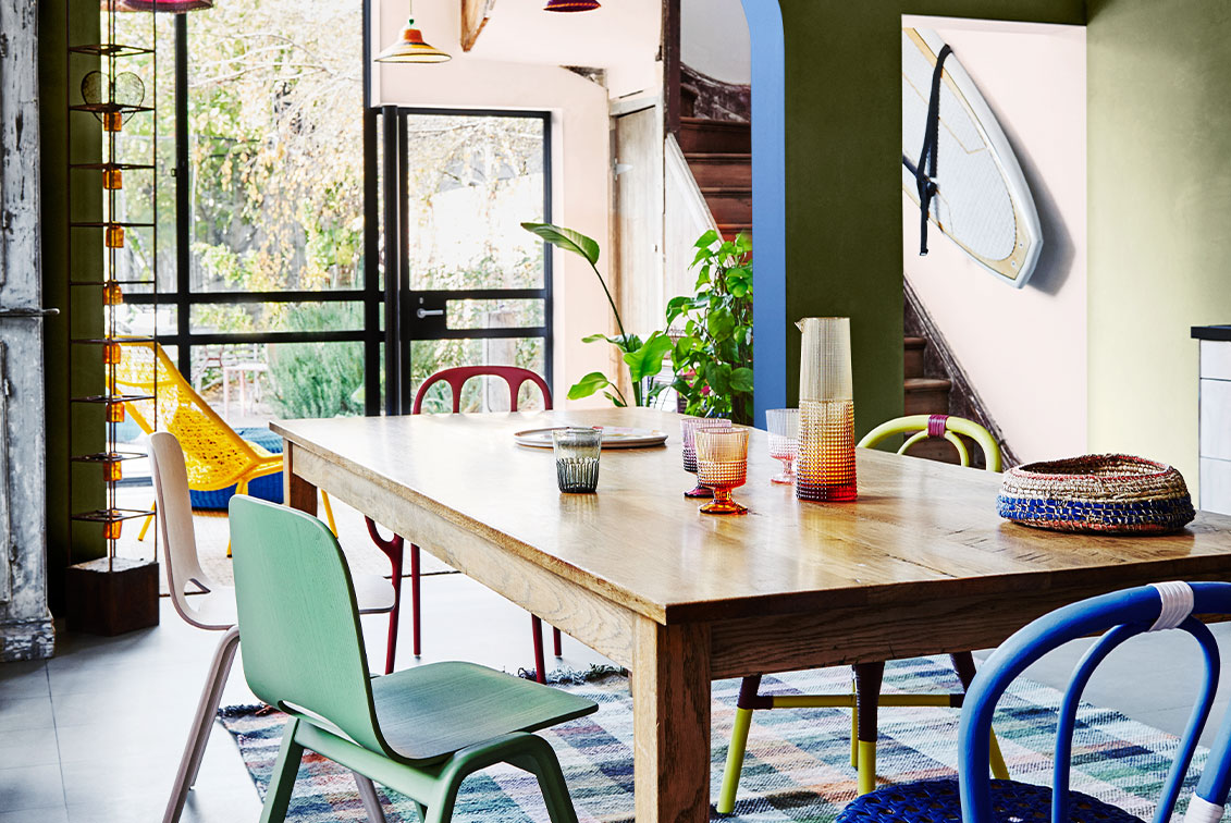 3 colour schemes to give your kitchen a spring makeover
