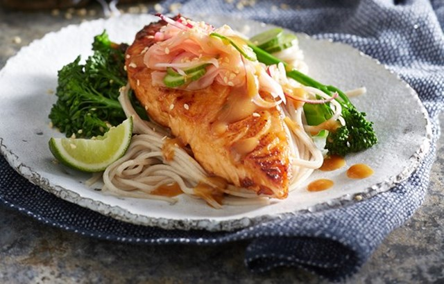 5 fresh summer salmon recipes