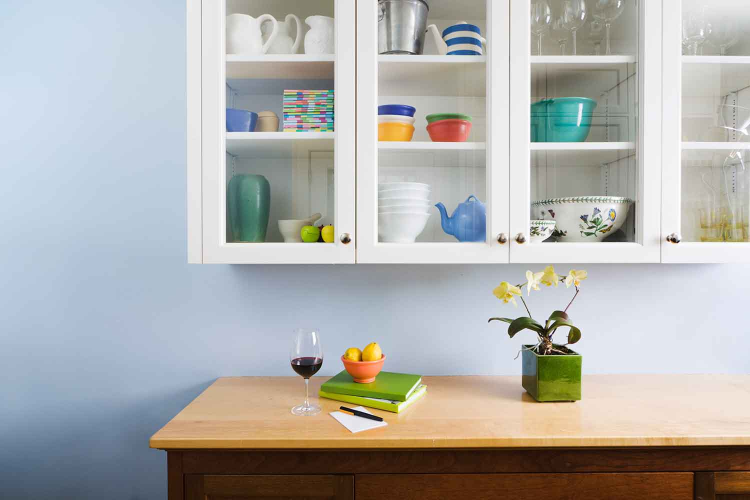 How To Clean Your Kitchen Cabinet Better Homes And Gardens