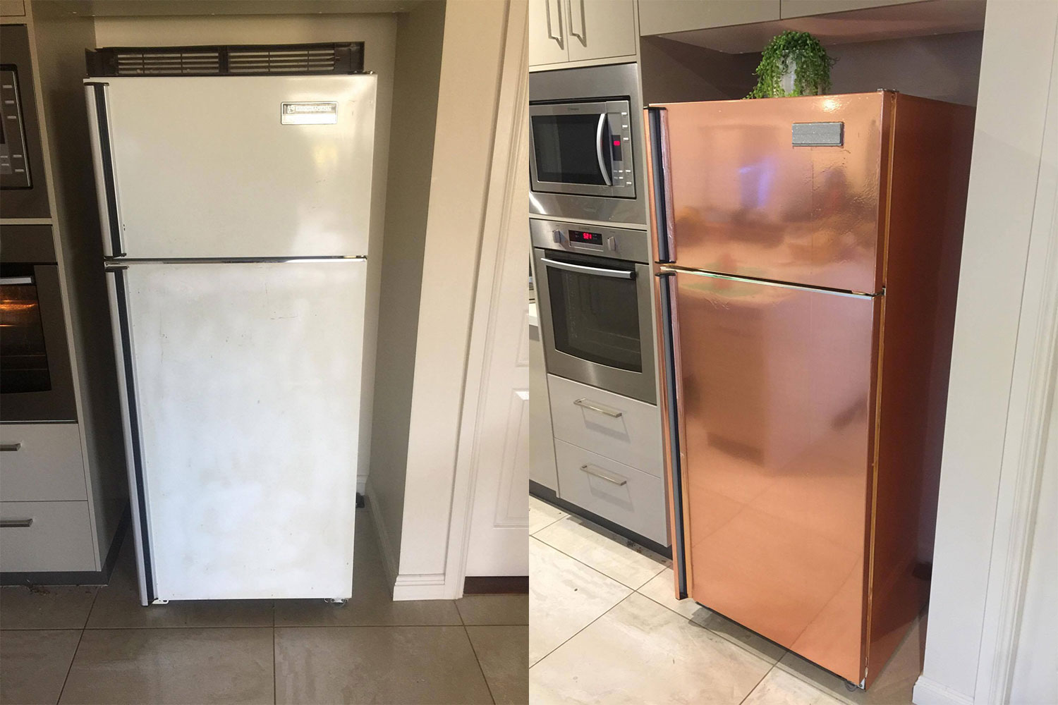 The 5 Kmart Hack That Transformed This Fridge Better