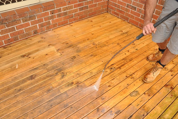 How to transform your old tired deck into a new space