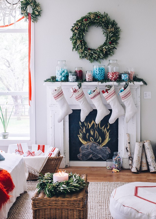Australian Christmas Decorations Images.6 Creative Christmas Decorating Ideas Better Homes And Gardens