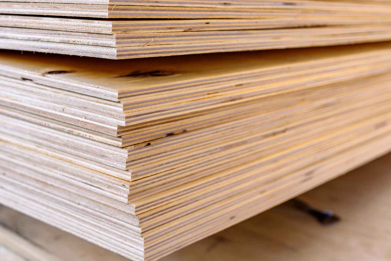 b8c8df5d5c Reddit user makes bed frame using 7 sheets of plywood | Better Homes and  Gardens