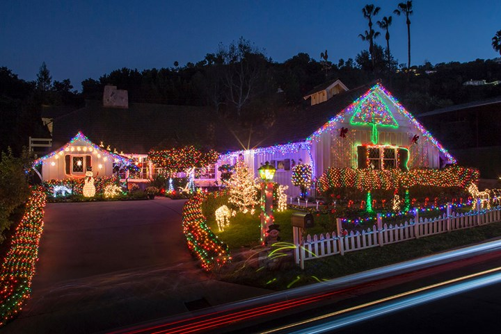 Christmas Light Ideas.Five Inspired And Festive Christmas Lighting Ideas Better