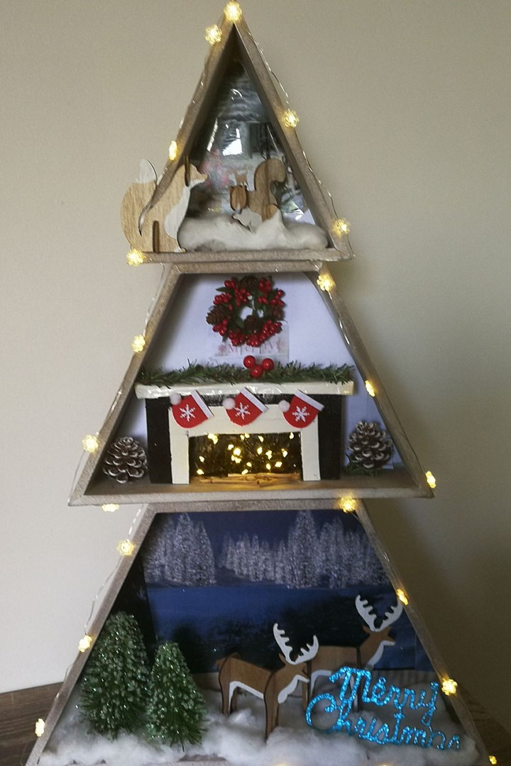 12 Kmart Christmas Tree Hack Better Homes And Gardens