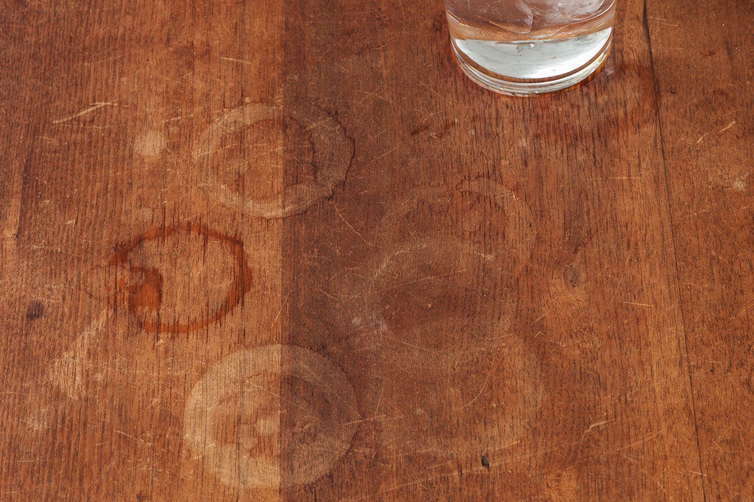 How To Remove Water Stains From Wood Better Homes And