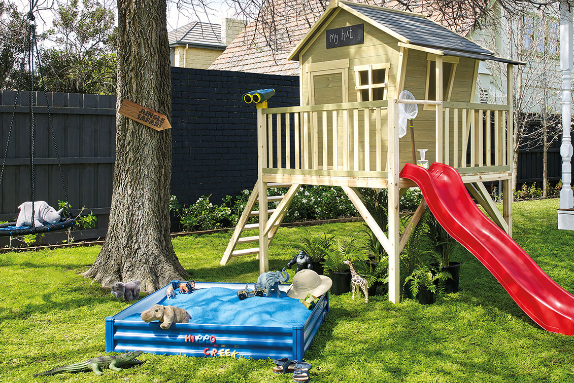 Four DIY backyard playground ideas for you to try | Better ...