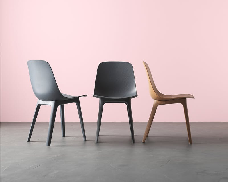 The Ikea Chair Made From Recycled Plastics Better Homes