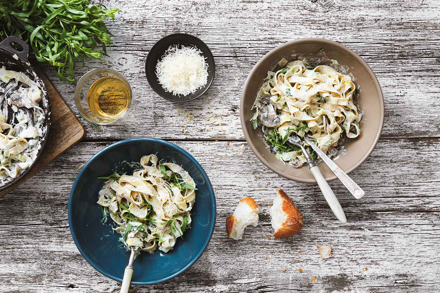 How To Make The Best Alfredo Sauce Better Homes And Gardens