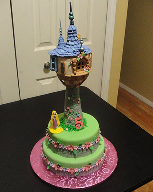 Outrageous Cakes Inspired By Movies