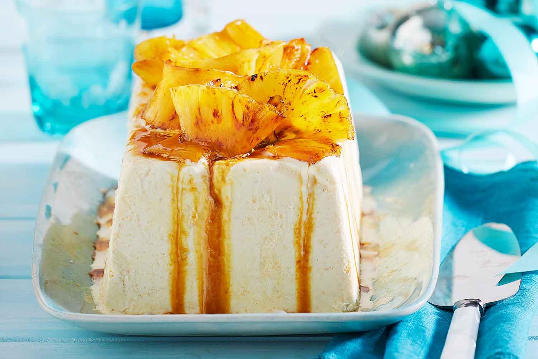 Mango Ice Cream Cake Recipe Better Homes And Gardens