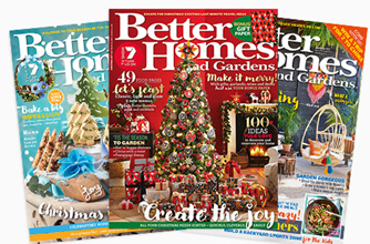 Subscribe to BHG from $33