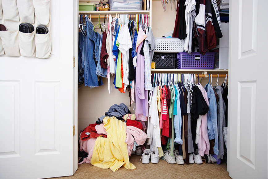 Tiny Tweaks To Help Organise Your Wardrobe Better Homes