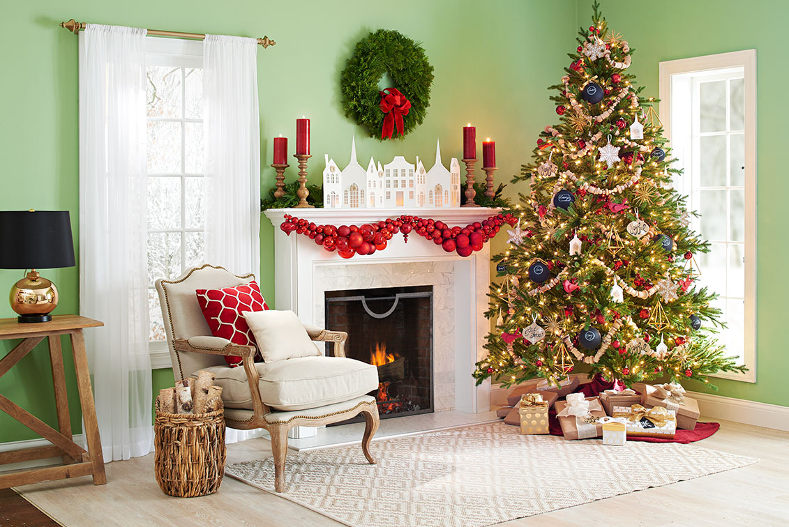 Do It Yourself Home Decorating Ideas: Four Easy Do-it-yourself Christmas Decorations Ideas