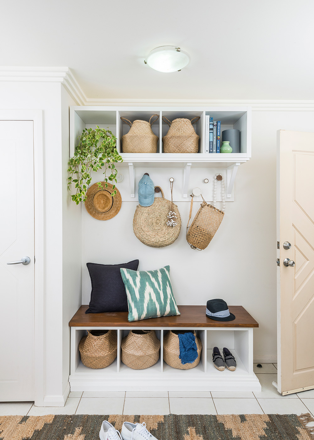 9 clever ways to stow your stuff and boost your storage Better homes and gardens episode last night