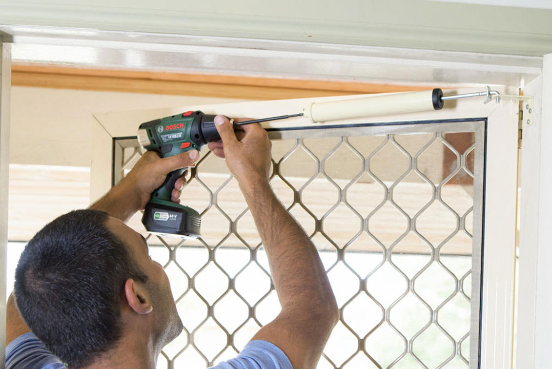 How To Install A Door Closer In Four Simple Steps Better Homes And