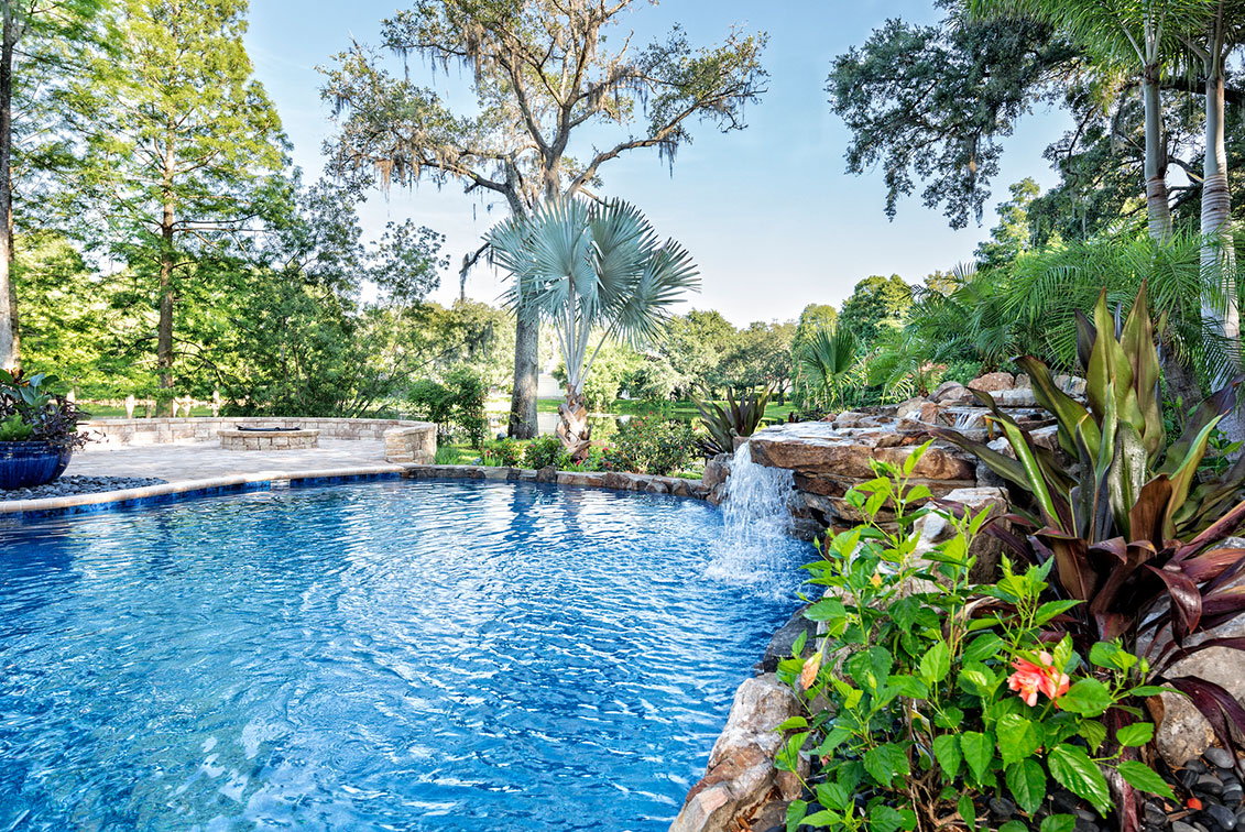 Five Plants To Turn Your Pool Into A Tropical Paradise Better Homes And Gardens