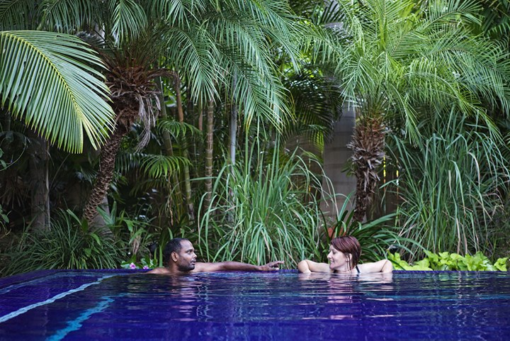 Five Plants To Turn Your Pool Into A Tropical Paradise | Better Homes And Gardens