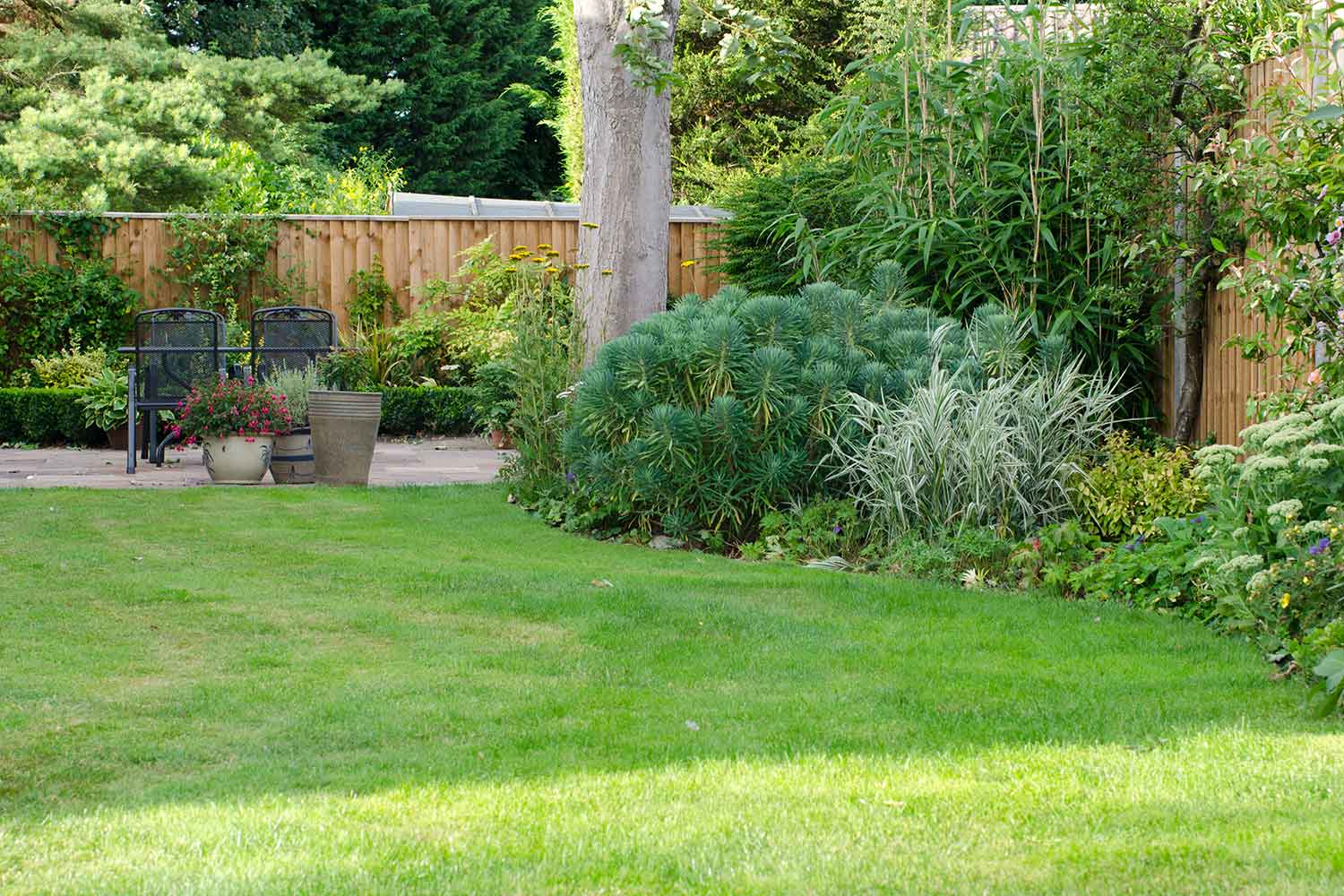 Garden edging how to trim your lawn edge better homes for Edging your yard