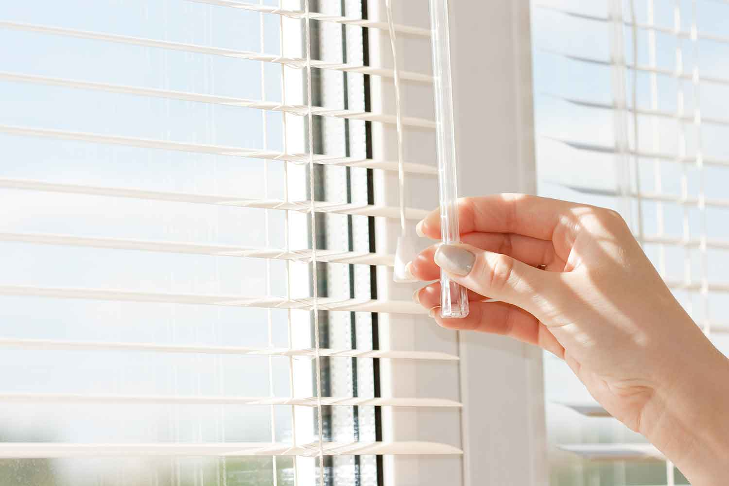 How To Clean Your Blinds Better Homes And Gardens