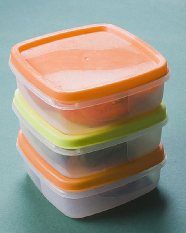 Sealed containers