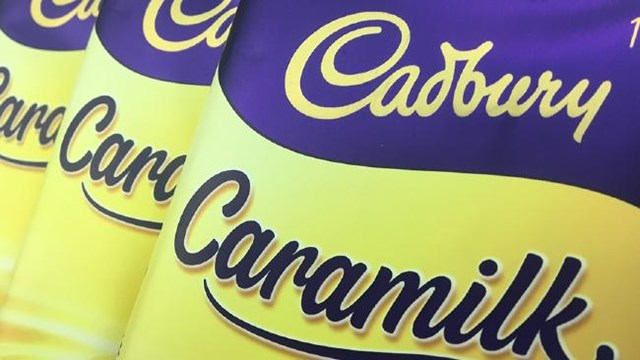 Cadbury Caramilk is making a comeback