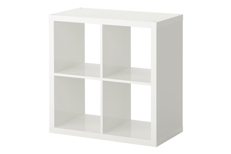 4 Ways To Hack Ikea S 60 Kallax Shelves Better Homes
