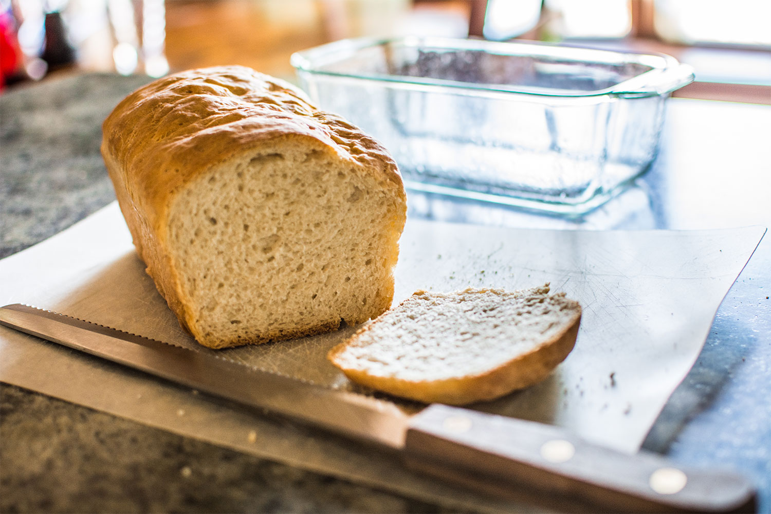 how to get stale bread