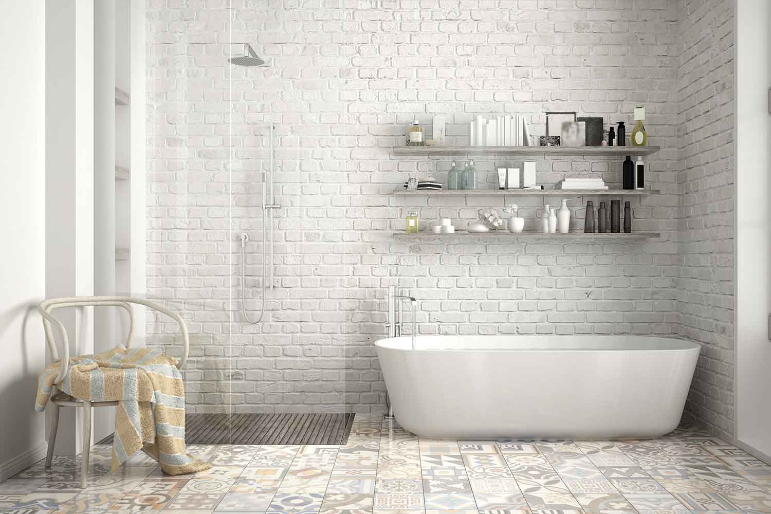 Budget bathroom renovations: How to keep your costs down | Better ...